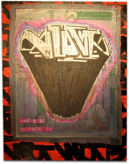 "Alone1 - ""Constant Stimulation"""