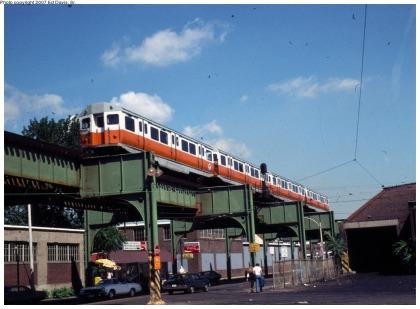 Orange Line - Forest Hills