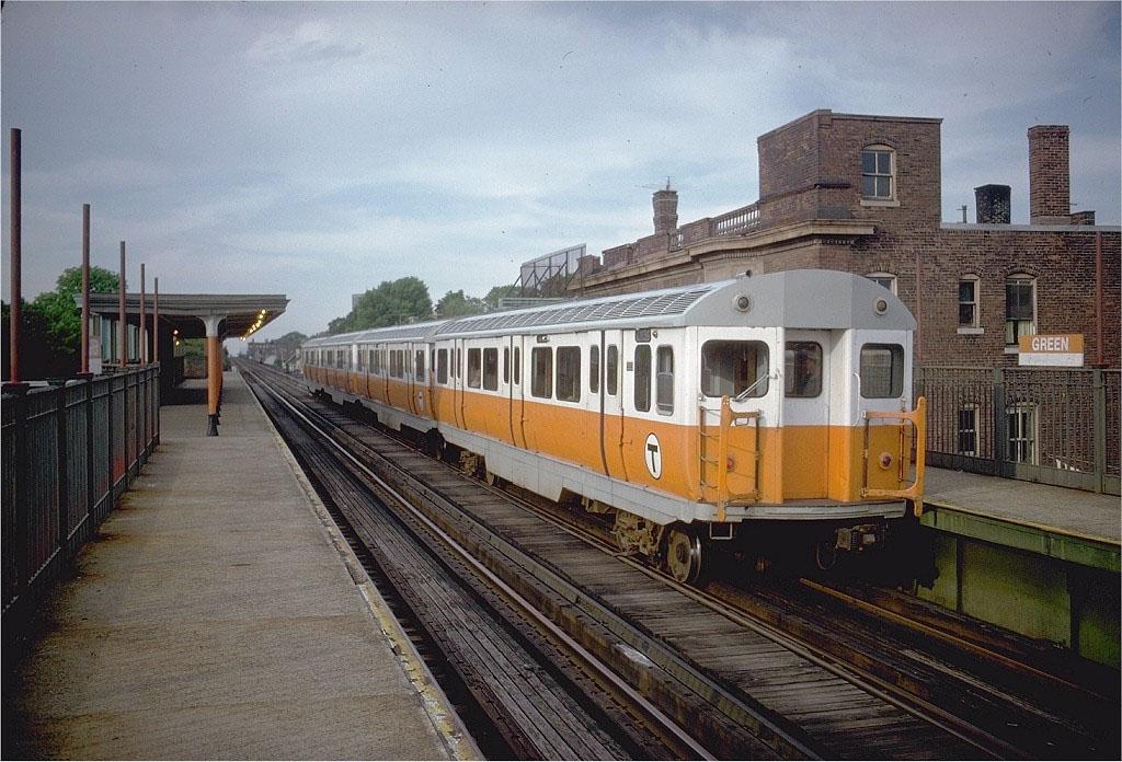 Bostons elevated orange line rip 1987 alone ones blog orange line green st sciox Gallery