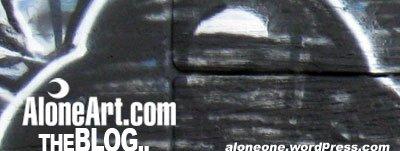 Aloneblog Banner