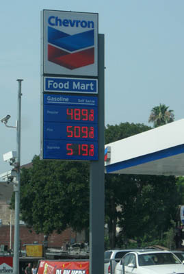 LA Gas Prices