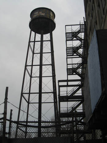 Watertower and Fire Escape