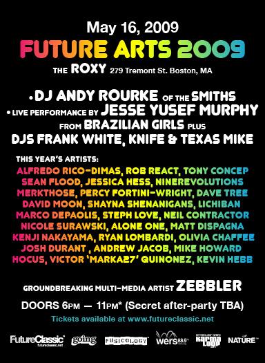 Future Arts 2009