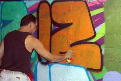 Iz painting